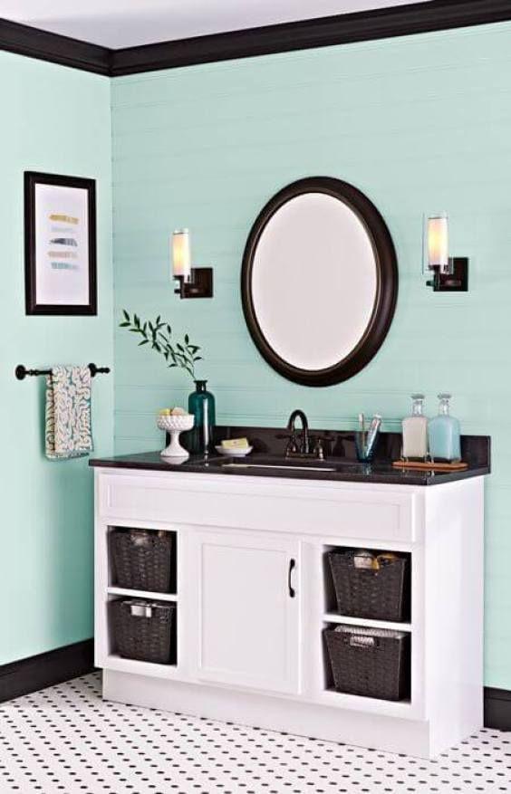 Bathroom Color Paint Ideas Bright Bathroom Paint Color Ideas Harptimes Com Bathroom Decor Bathroom Colors Green Bathroom