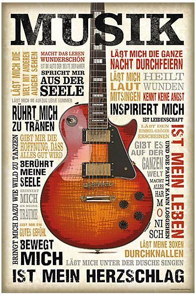 Musik ist Leidenschaft