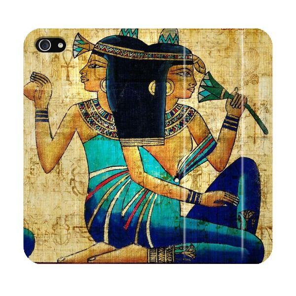 iPhone 5S, 5 Papyrus Art Folio Leather Case