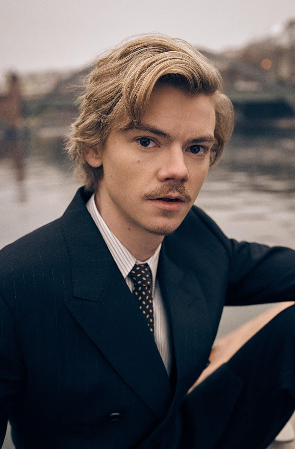 The Queen S Gambit 2020 Thomas Sangster Thomas Brodie Sangster Thomas Brodie