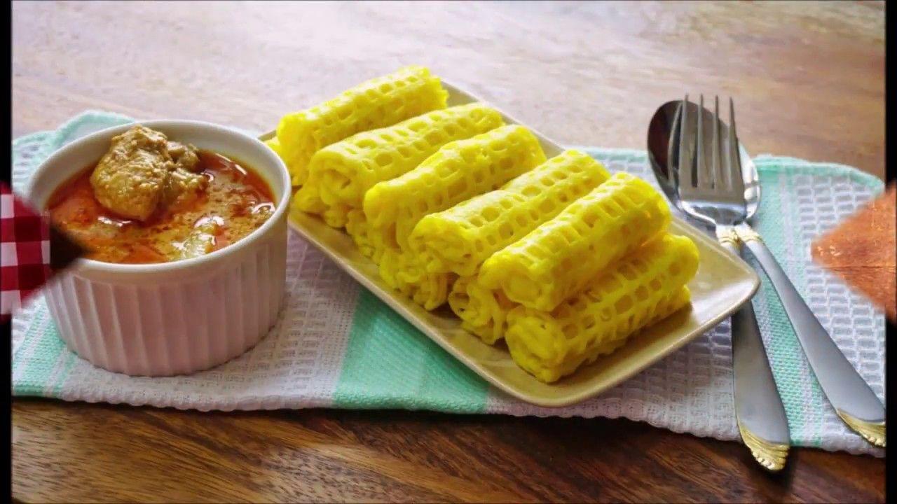 Roti Jala Lembut Sedap Resepi Mudah Sukatan Cawan Food Malaysian Food Roti