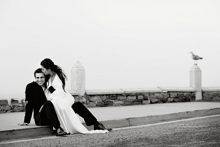 Niki + Ben at the Flood Mansion, San Francisco, Day After shots. Want a picture like this!!!