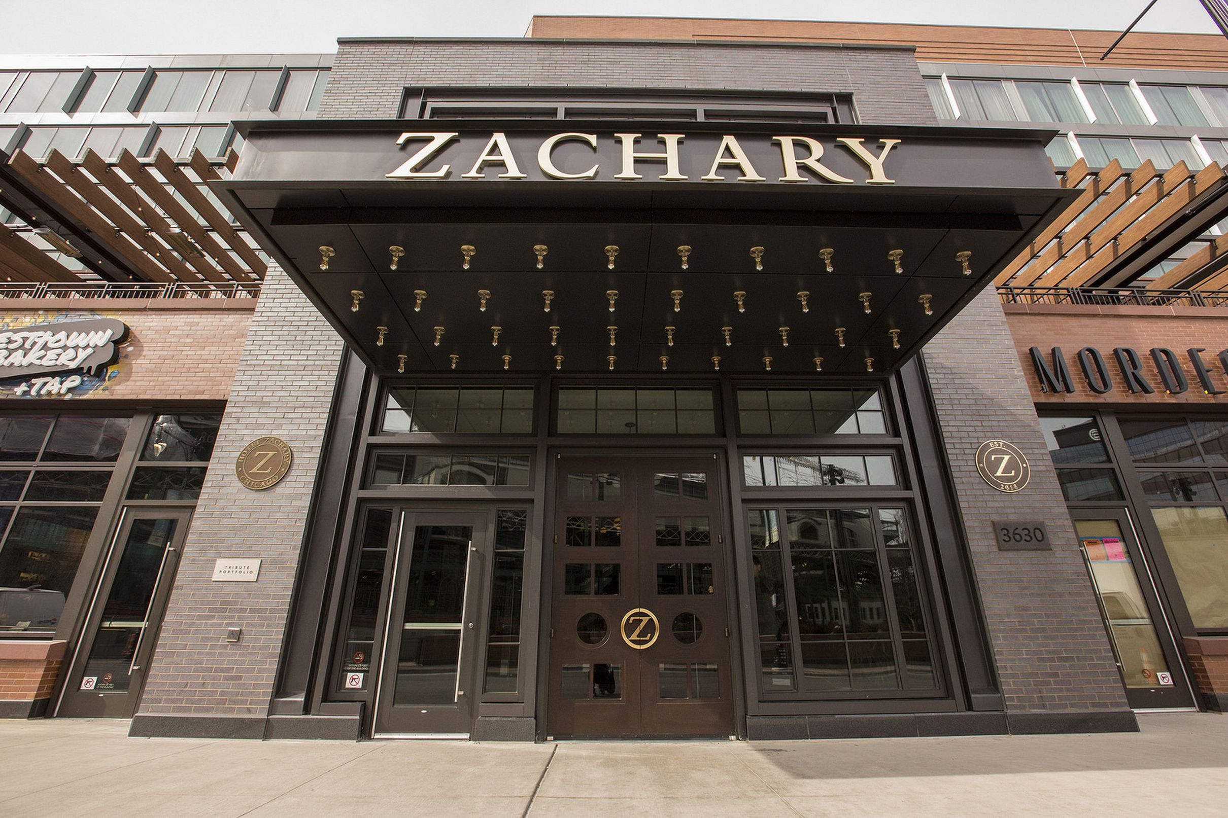 Wrigleyville S Transformed Thanks To The Hotel Zachary Chicago