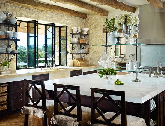 Kitchen Design Tips from Mick De Giulio