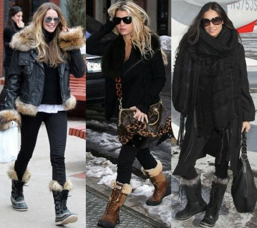 sorel-winter-boots | Snow bunny | Pinterest | Sorel winter boots