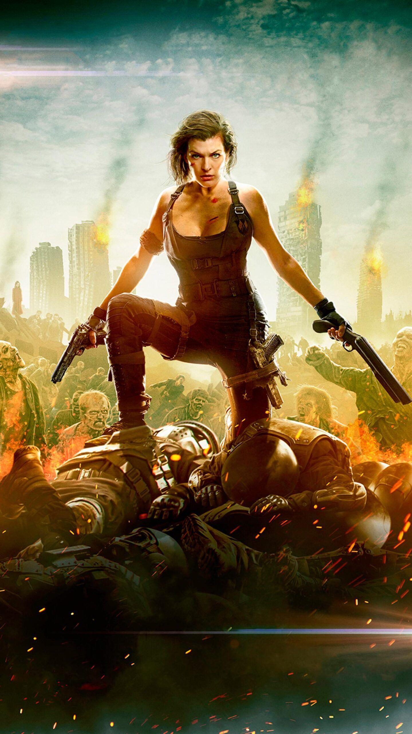 Resident Evil: The Last Chapter (2020) Phone Wallpaper | Movie ...- Resident  Evil: Son Bölüm (2020) Telefon Duvar Kağıdı … em 2020 | Vilãs, Resident evil,  Marvel vingadores