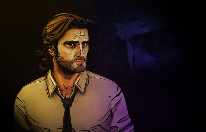 Bigby Wallpaper By Zorasteam On Deviantart The Wolf Among Us Werewolf Art Night In The Wood