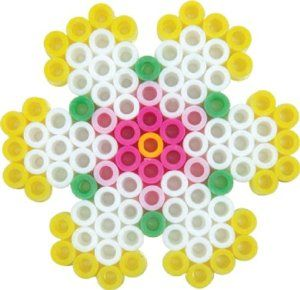 Perler Beads Fused Bead Kit, Spring Flower by Perler Beads