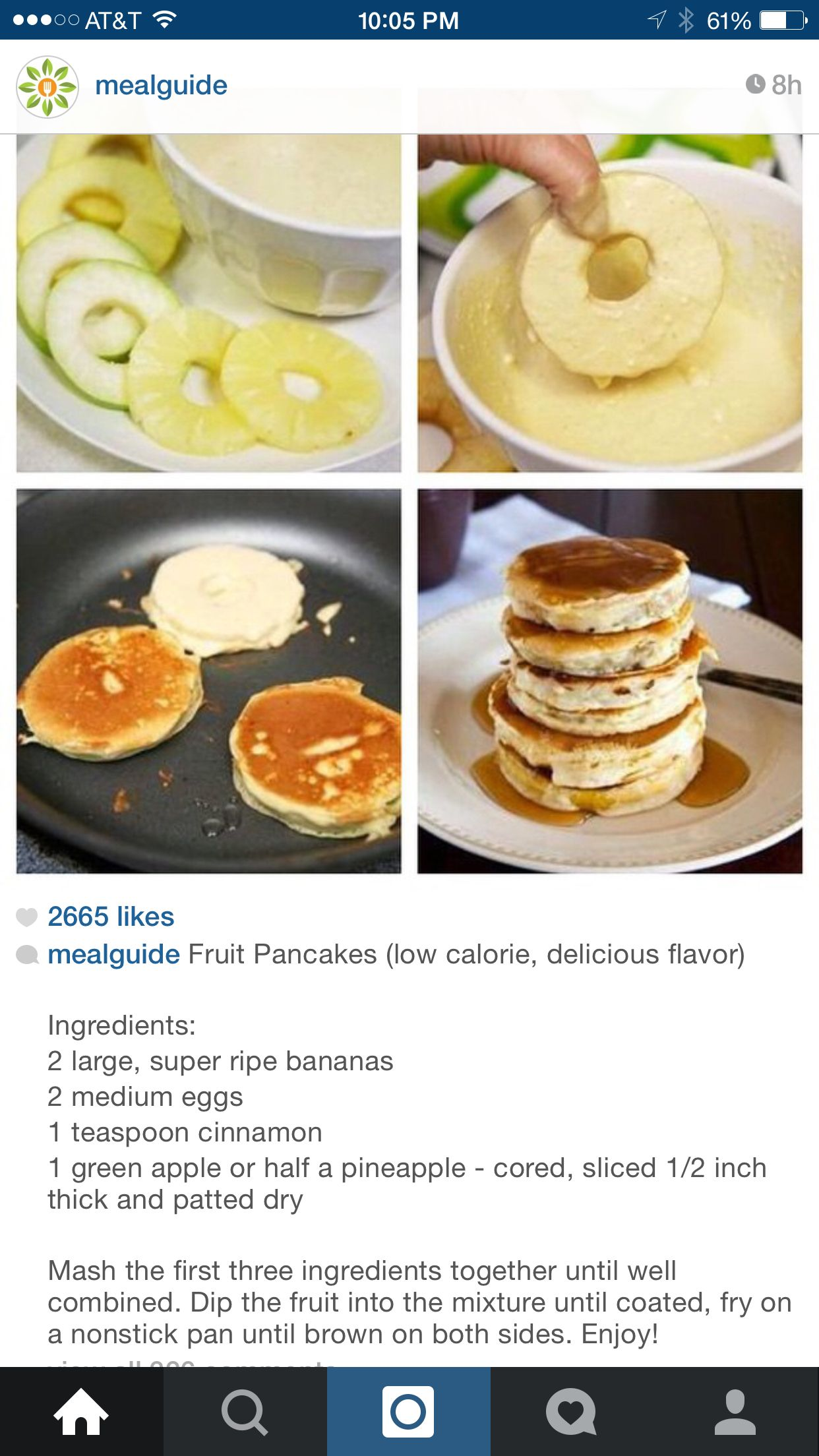 Mmmmm Breakfast :)
