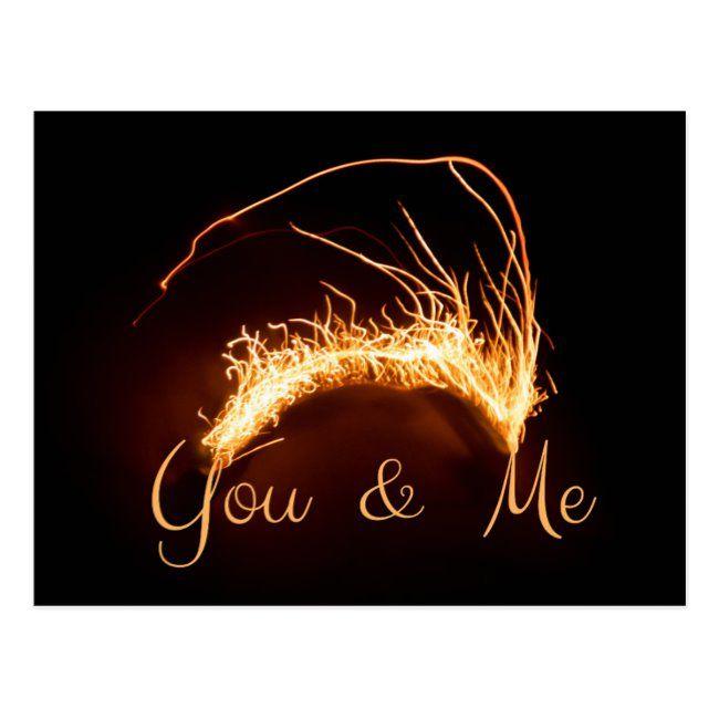Ich liebe Dich - Liebesgr¨¹?e aus dem Briefkasten! Postcard #Ad , #Sponsored, #dem#aus#Liebesgr#Ich