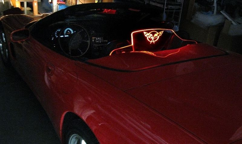 C5 Corvette Windrestrictor Volkswagen Phaeton Corvette Convertible Corvette
