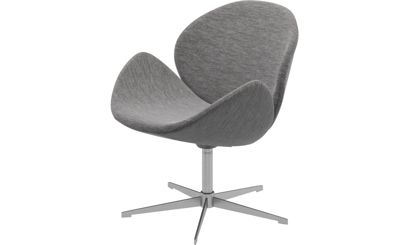 Two BoConcept OGI swivel chairs   FINN.no