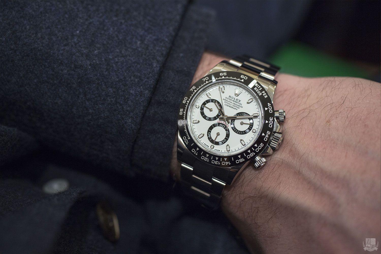 Nouveautés Rolex 2016 à Baselworld 2016 Rolex daytona