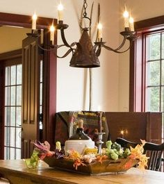Primitive Lighting Primitive Lighting Dining Room Table Centerpieces Country Dining Tables