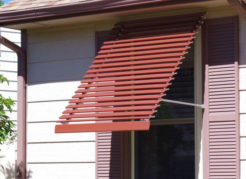 Panorama Window Awning Custom Colors Window Awnings Aluminum Window Awnings Outdoor Window Awnings
