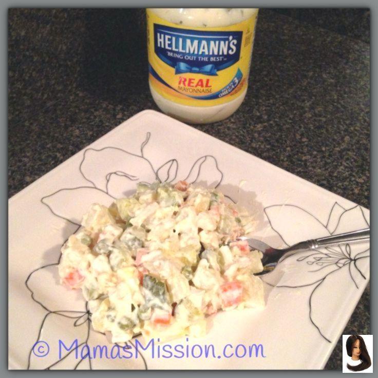 #Kartoffelsalat #LeftoverFriday #Olivie #Russian Twists wie man einen #russischen macht    - russian-twists - #einen #Kartoffelsalat #LeftoverFriday #macht #man #Olivie #Russian #russiantwists #russischen #Twists #wie #olivierrussischersalat