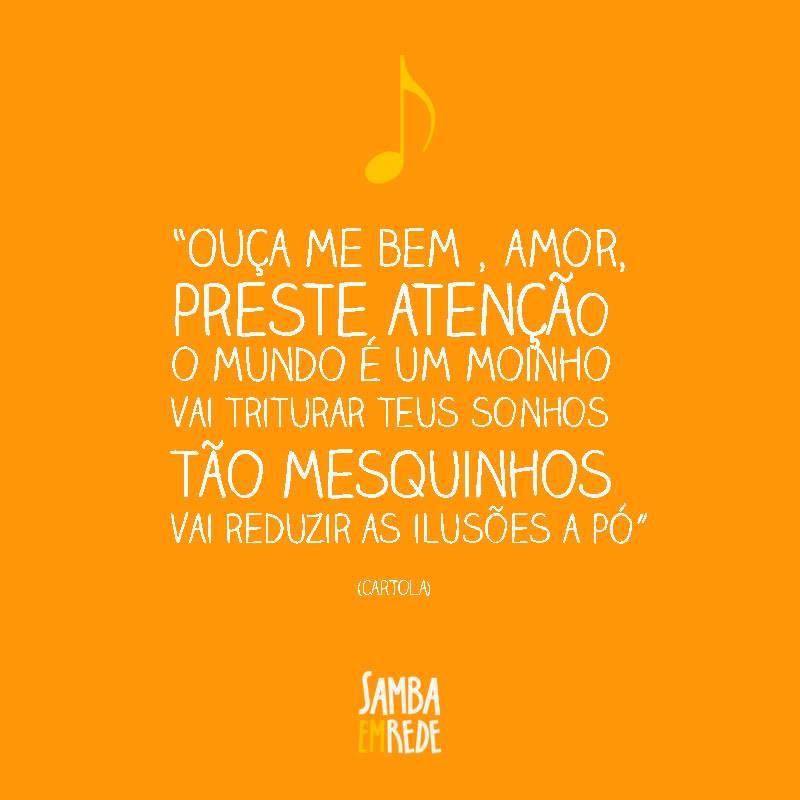Cartola Citacoes Martinho Da Vila Letras De Musicas