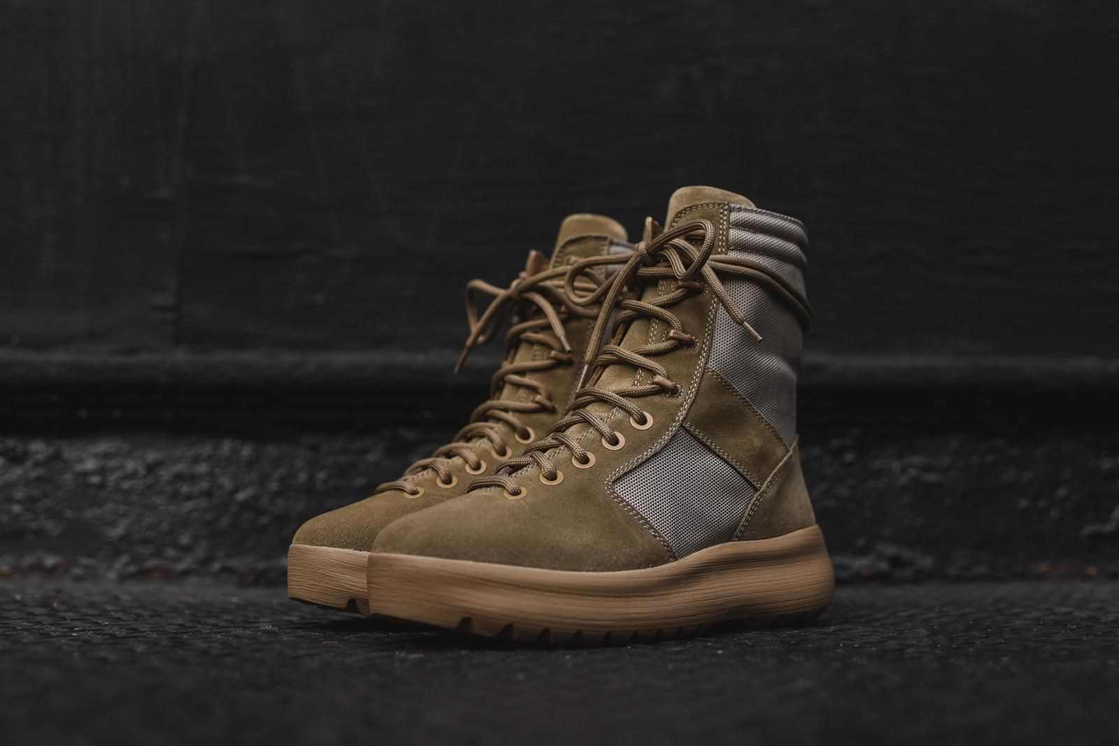 Yeezy Military Boot Footwear Boots Yeezy Yeezy Season 3