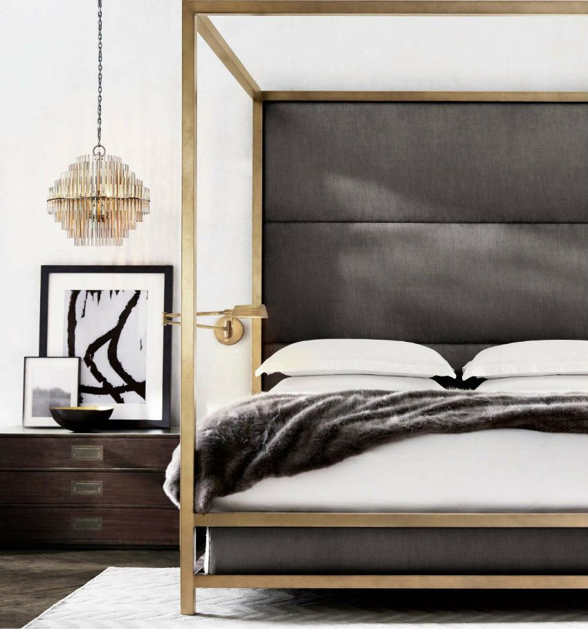 die perfekten lampen f rs schlafzimmer inneneinrichtung pinterest camas y decoraci n. Black Bedroom Furniture Sets. Home Design Ideas