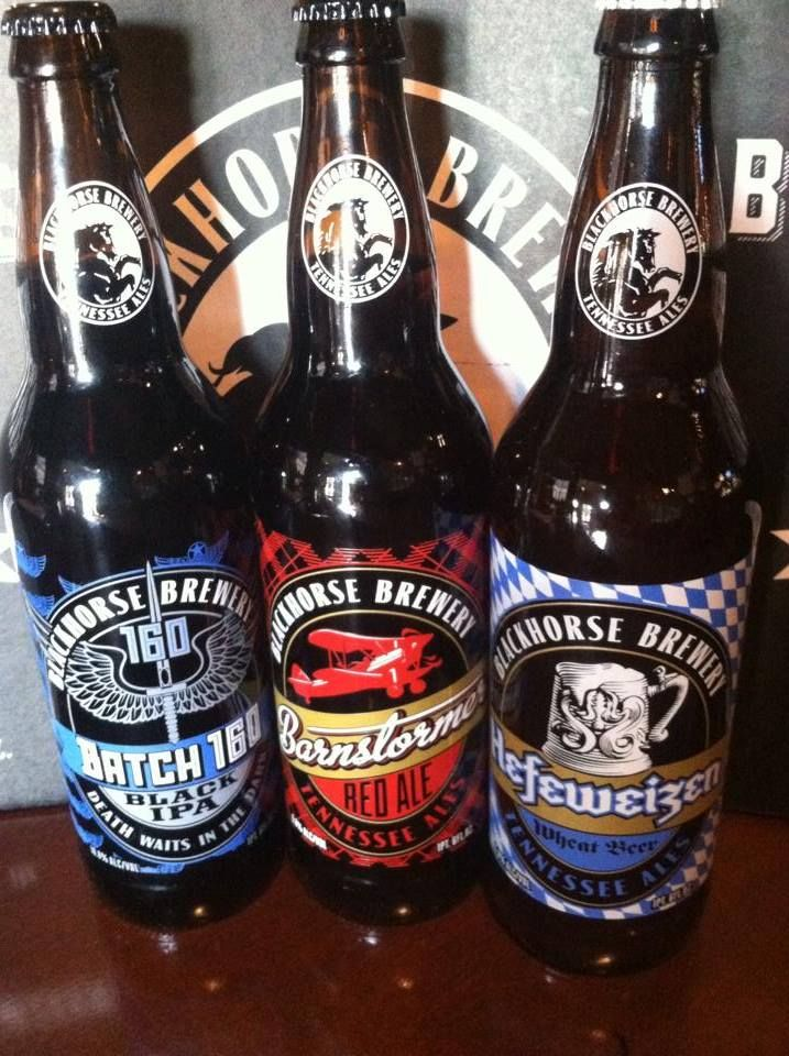 """Look what's bottlin up at your local brewery. Come get your 4 pack or 12 pack today. """"Mmmmmm beer"""""""