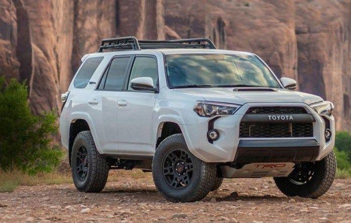 2020 Toyota 4runner New Exterior Design Toyota 4runner 4runner Toyota 4runner Trd