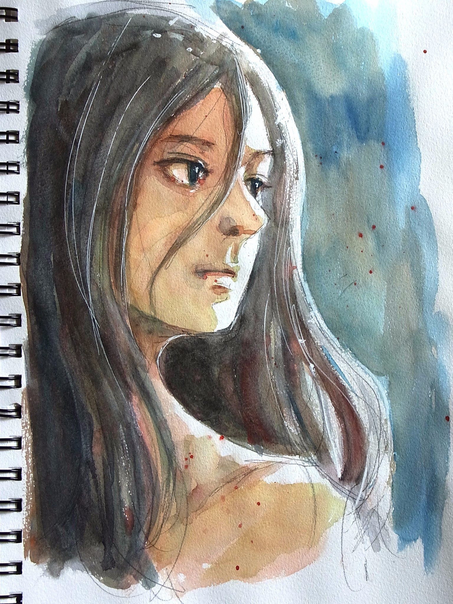 押見修造 on Twitter Art, Art design, Anime