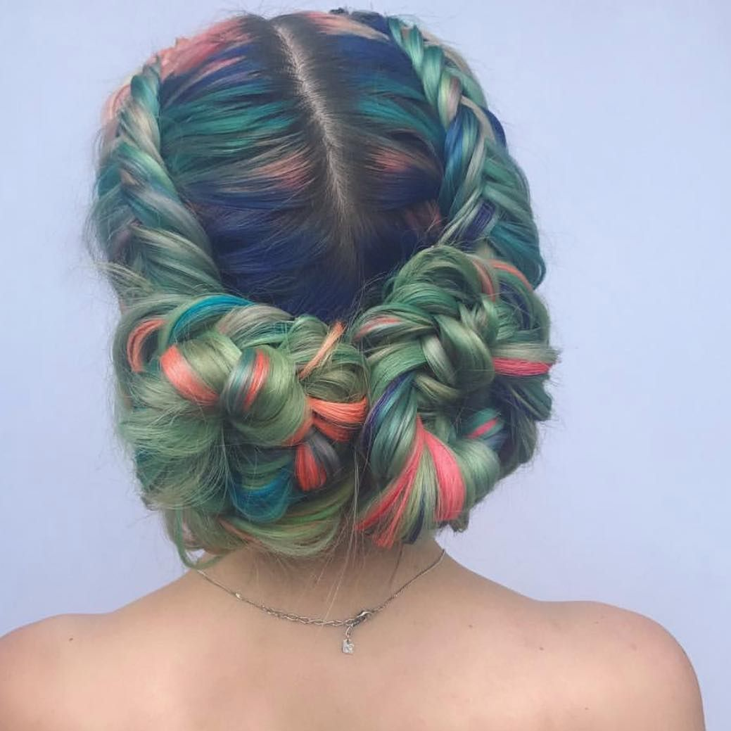 Instagram hair braids singledouble frenchdutch pinterest