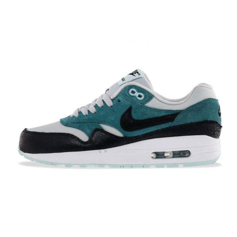 Nike Wmns Air Max 1 (599820 002) Essential Dusty Grey Black