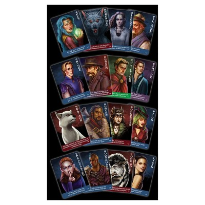 Ultimate Werewolf Deluxe Edition Party Game