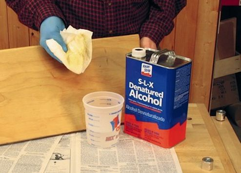 How To: Remove Varnish and Other Wood Finishes | Remove ...