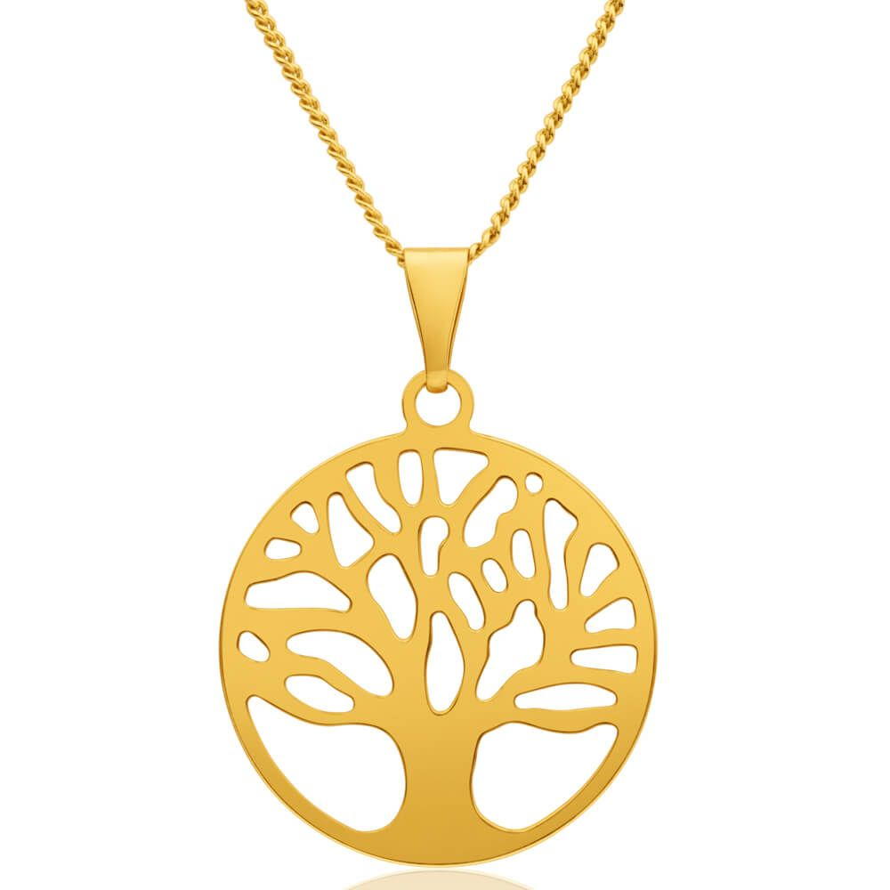 ltd life rings tree of silver celtic necklace necklaces