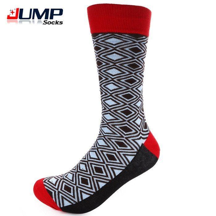 Casua 9 Color Crew socks.