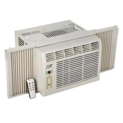 Spt 6 000 Btu Window Air Conditioner Wa 6011s At The Home Depot