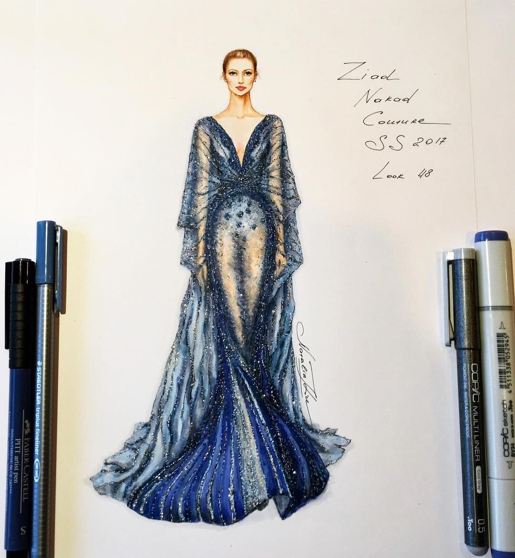 1 153 Likes 13 Comments Nataliaz Liu Nataliazorinliu On Instagram Majestic Red Couture