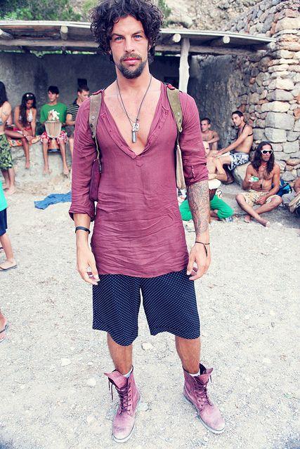 Ibiza Street Style for Men