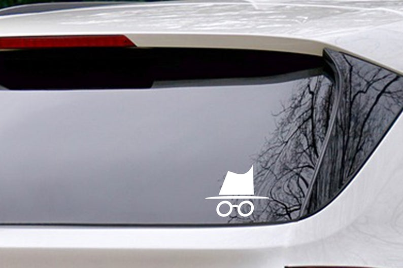 Vinyl Decal Incognito Invisible Man Mystery Man Vinyl Sticker Custom Size Color Laptop Pc Auto Equipment Crafts Vinyl Decals L60 Vinyl Decals Vinyl Invisible Man