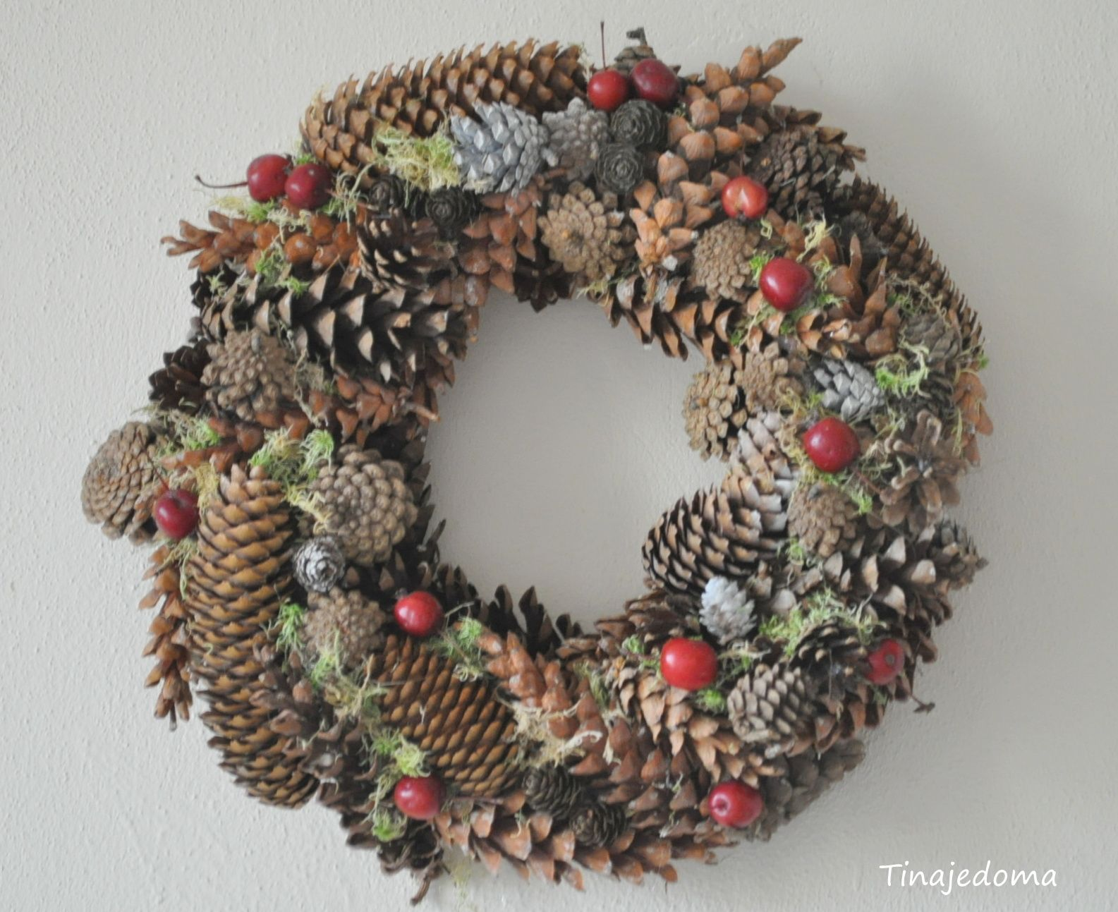 jesenný veniec #wreath fall, autumn wreath