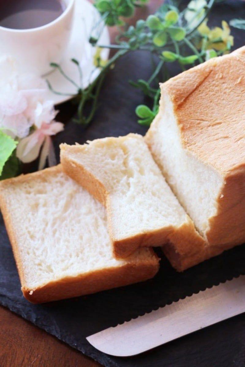 Photo of ふわふわやわらか~い♡はちみつミルクバターのとろける生食パン by ♪♪maron♪♪(青木ゆかり / レシピサイト Nadia | ナディア – プロの料理家のおいしいレシピ
