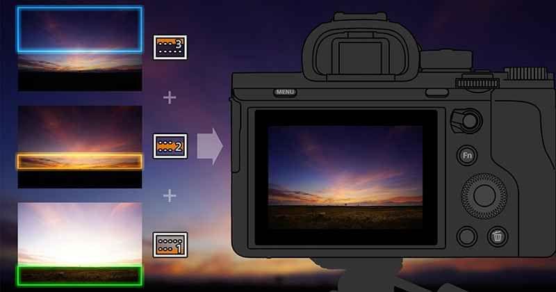 """Sony lancia un APP per sostituire il filtro ND Sony ha ufficializzato il lancio di una nuova APP chiamata """"filtro digitale"""" che potrà essere utilizzata sulle mirrorless o sulle compatte di fascia alta Sony. L'app filtro digitale permette di suddi #sony #app #fotografia"""