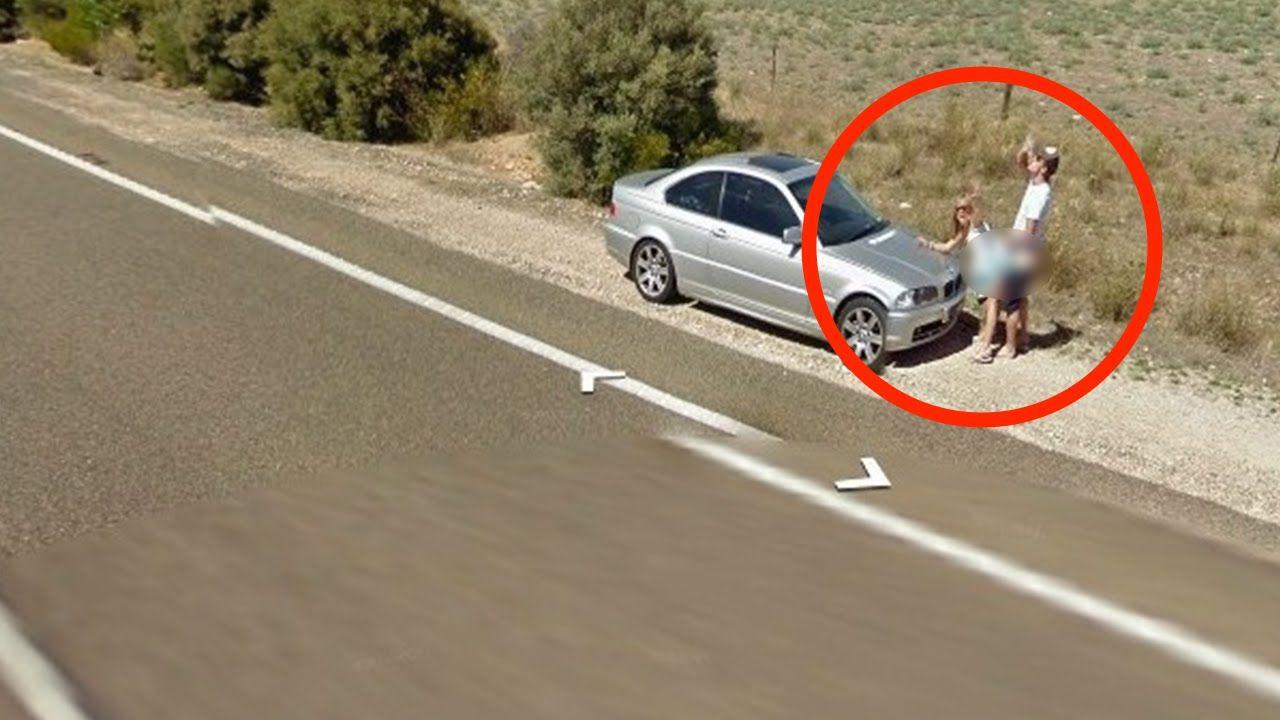Die 9 schrecklichsten google maps bilder advertising pinterest - Lustige bilder google ...
