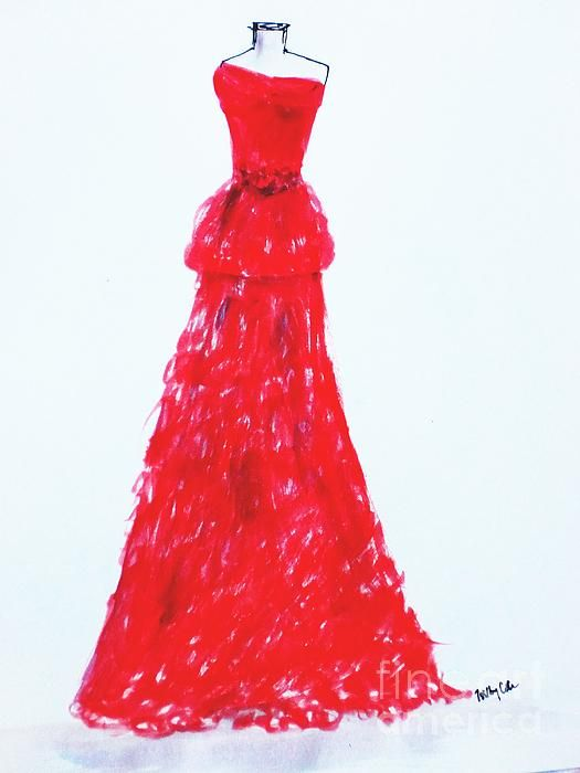 Haute couture by trilby cole haute couture painting for Haute couture sale