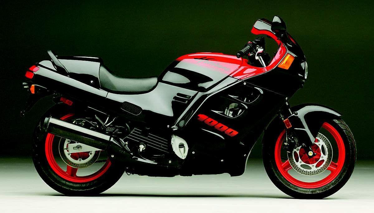 Hond Cbr1000f Honda Cbr Honda Honda Bikes
