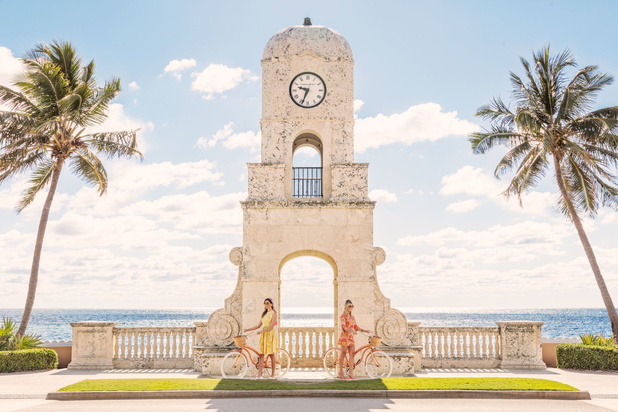 Behind The Scenes The Making Of Gray Malin In Palm Beach Palm Beach Gray Malin Clock Tower