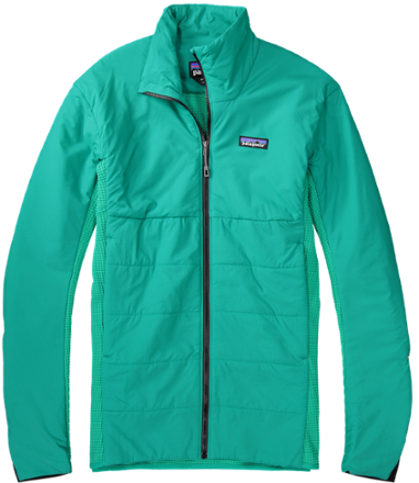 Patagonia Men's NanoAir Light Hybrid Insulated Jacket
