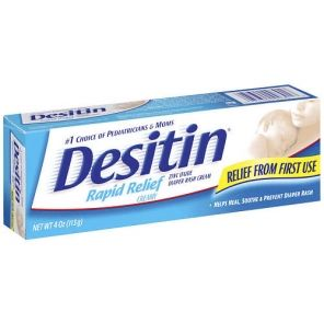 One of my top 10 products I absolutely cannot live without...DESITIN  http://theparentadvisor.com/products/detail/desitin-4-oz.-creamy-ointment/