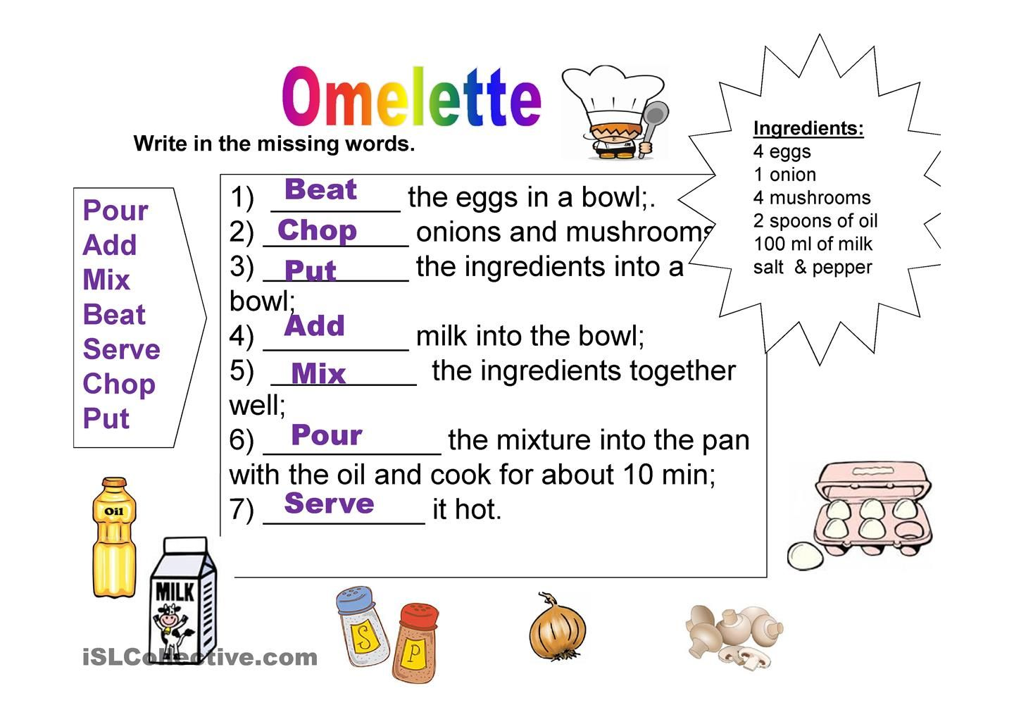 Omelette Recipe Omelette Recipe How To Cook Omelette How To Make Omelette