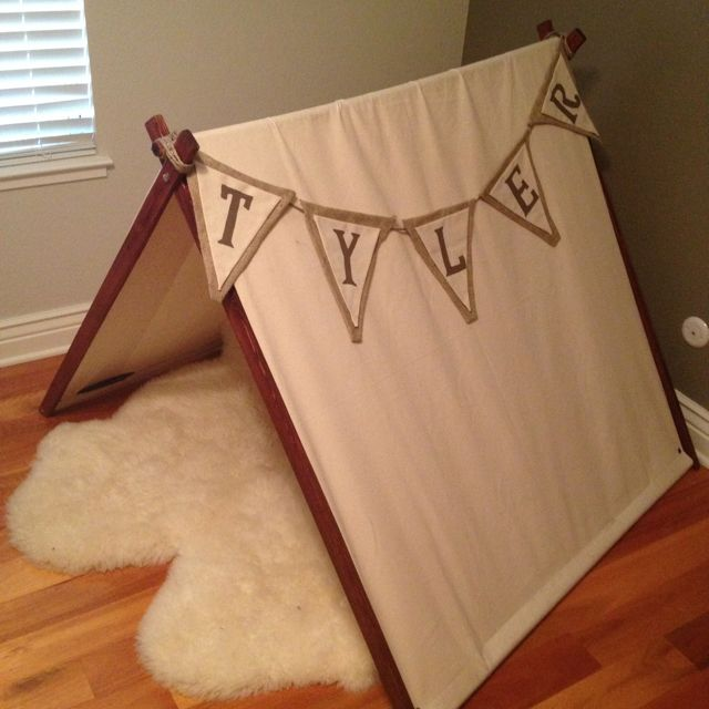 new styles 30707 8ca2c Homemade tent for a 2 year old boy | Ideas for My Boy's ...