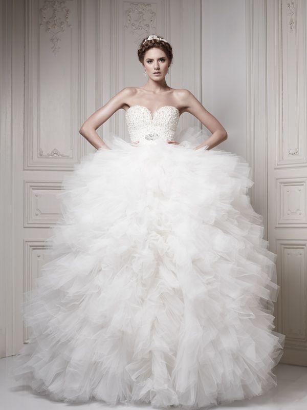 Wedding Dresses by Ersa Atelier   ドレス (dress)   Pinterest ...