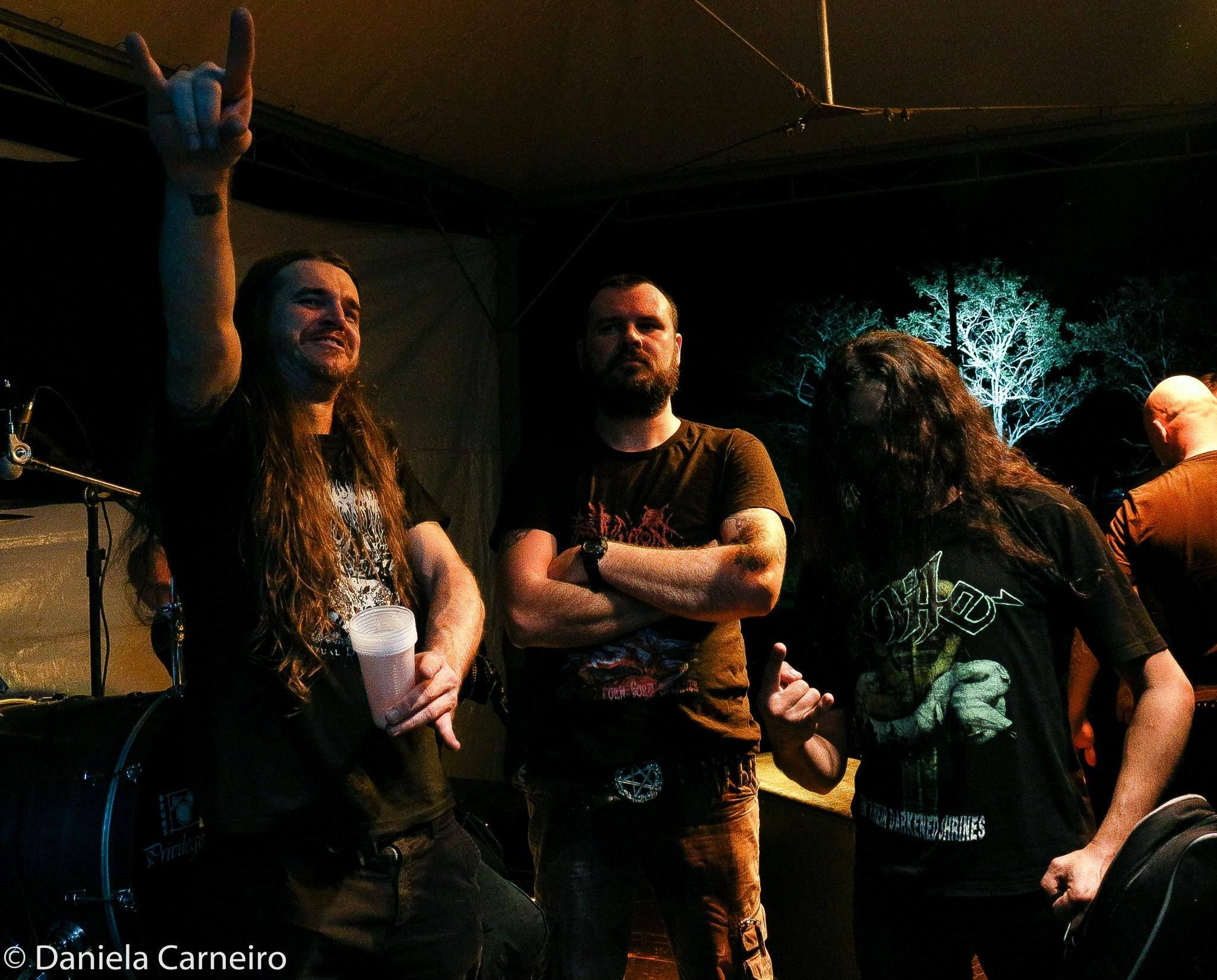 Resenha do Rock: VOMITFICATION: Banda confirmada no 2º Metal na Roç...