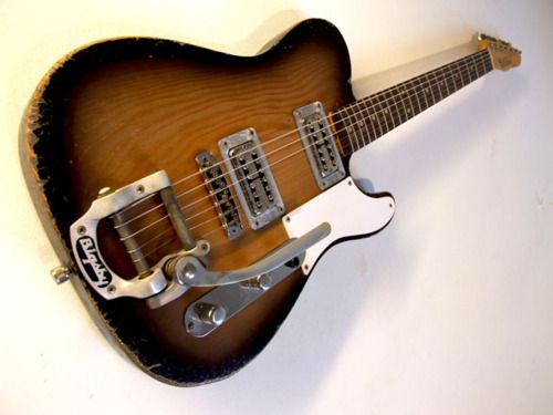 tele with tv jones pickup and bigsby tremolo guitars pinterest tvs guitars and bass. Black Bedroom Furniture Sets. Home Design Ideas